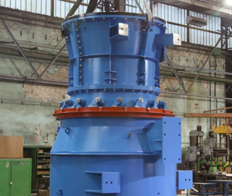 Ganz EEG supplied 3 hydroturbines to Russia