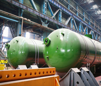 Petrozavodskmash completed machining of pressurizer parts for Akkuyu NPP